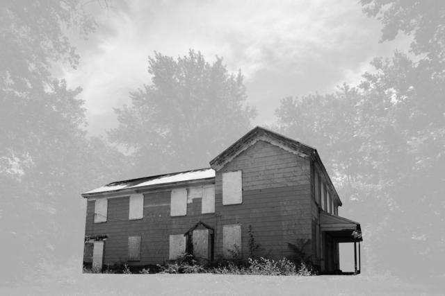 , 'Ambidexter Institute, Springfield, Illinois,' 2008, photo-eye Gallery