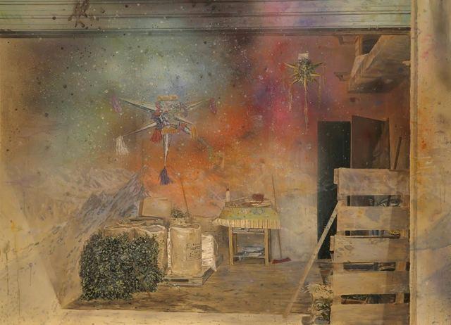 , 'Denken von Außen,' 2014, Anna Jill Lüpertz Gallery