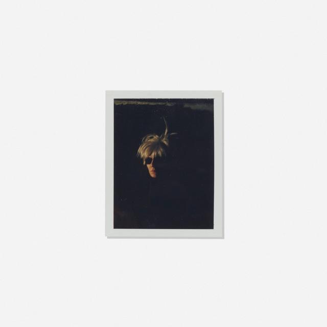 Andy Warhol, 'Self-portrait (Fright Wig)', 1982, Rago/Wright