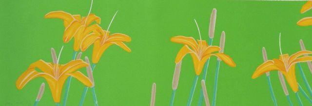 Alex Katz, 'Day Lilies', 1992, Nikola Rukaj Gallery