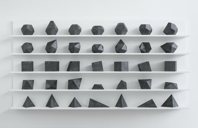 Zachary Eastwood-Bloom, 'Sacred Geometry', 2017, Sculpture, Ceramic, Pangolin London
