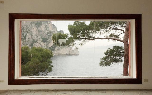 , 'casa malaparte [window 04],' 2014, Galerie Crone