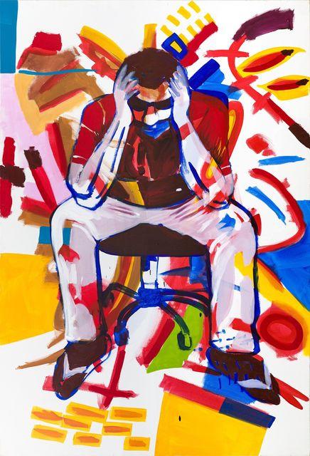 , 'Brain Storm,' , Fils Fine Arts