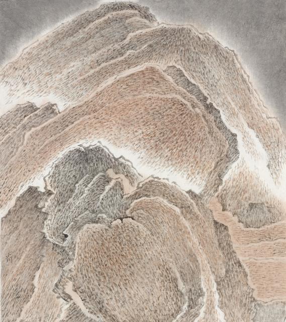 , 'Kuan Shan II,' 2019, AROUNDSPACE GALLERY