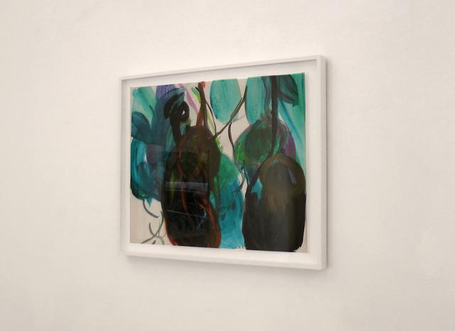 , 'the other planet VII,' 2017, Galerie Reinthaler