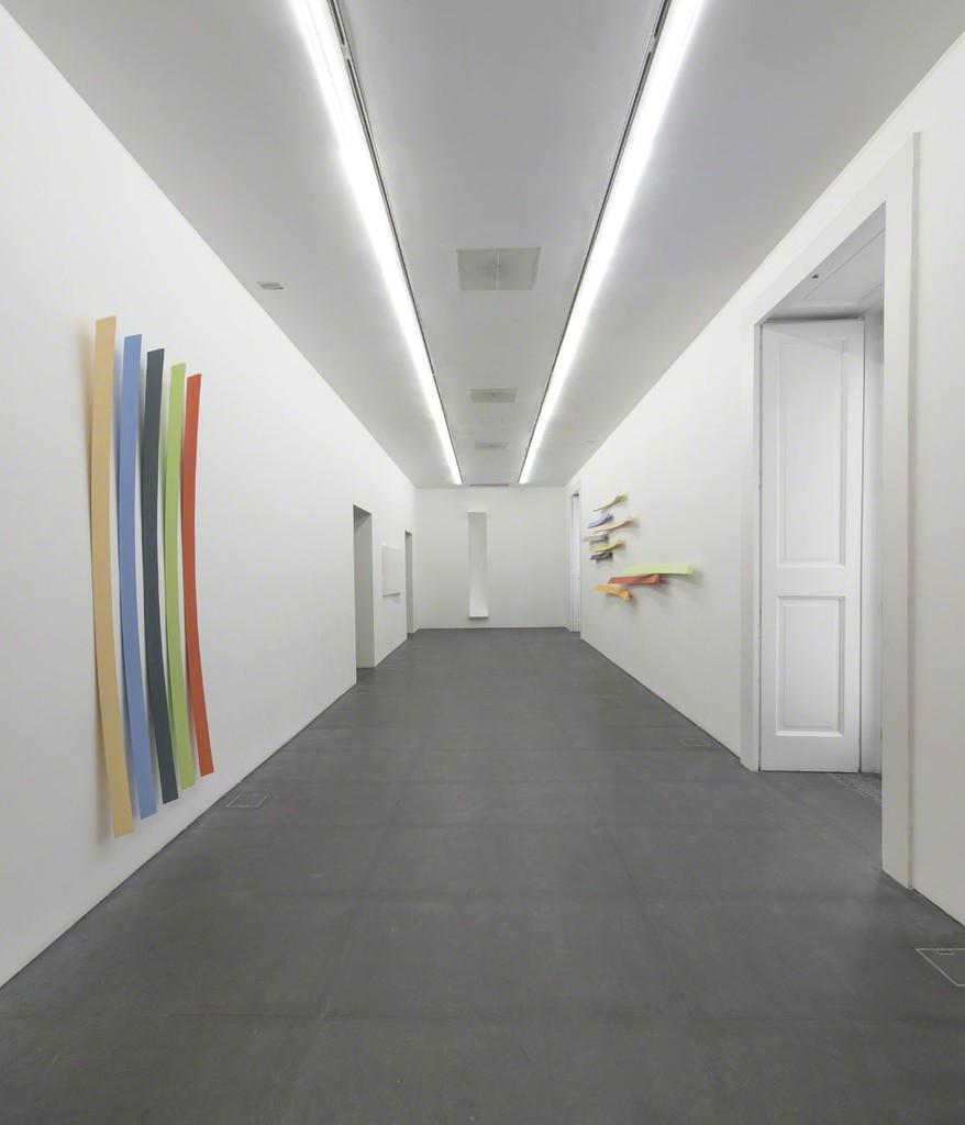 GIULIANO DAL MOLIN May 26, 2016 - July 30, 2016 Installation view First room ph. Giorgio Benni
