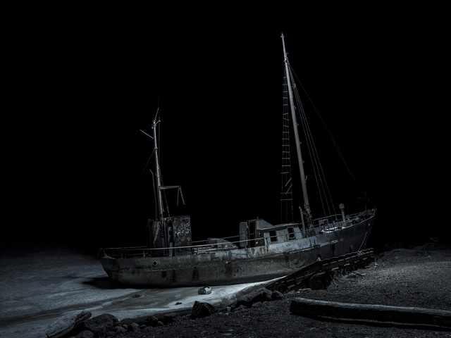 , 'The Ship Called Night ,' 2014, Taik Persons