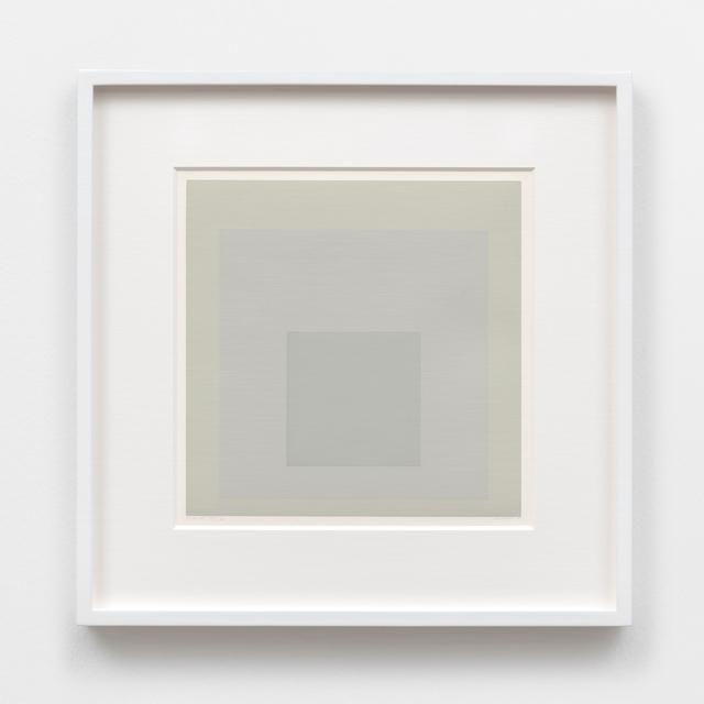 , 'Silent,' 1965, Ludorff