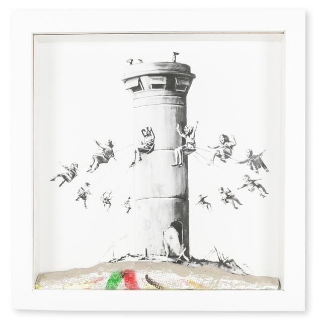 Banksy, 'Box Set', 2017, Forum Auctions