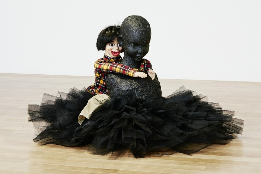 Annette Messager, La petite ballerine, 2011, Copyright Christian Kain, Courtesy Fondation Louis Vuitton