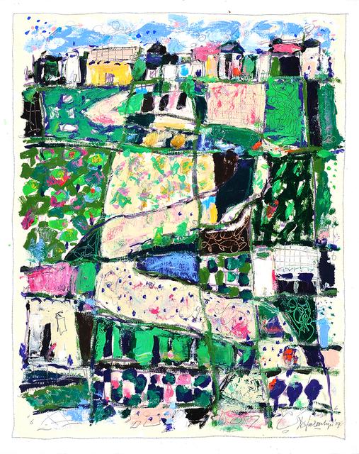 Kees Salentijn, 'Carrer del Baix Penedes', 2009, Millon Belgium