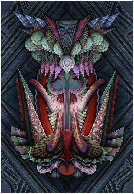 , 'Angel 5 (Cloud),' 2015, Galerie Kleindienst