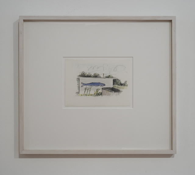 , 'Catfih shack,' 1988, Galerie Julian Sander