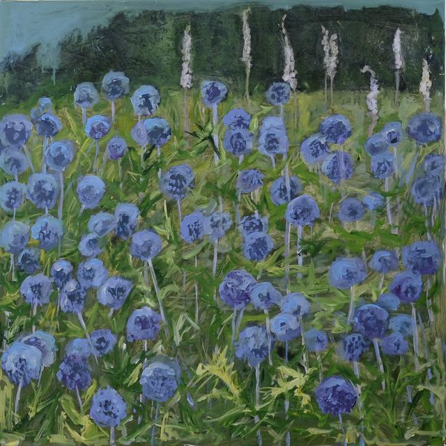 , 'Blue (Hauser & Wirth garden),' 2018, Sarah Wiseman Gallery