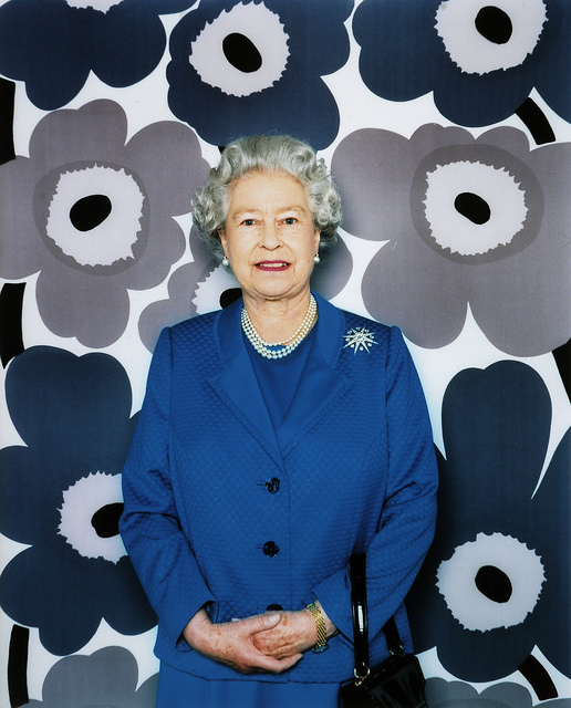 , 'Her Majesty, The Queen, Elizabeth II,' 2001, Murray White Room