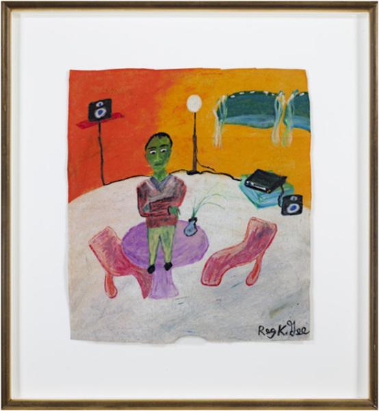 Reginald K Gee, 'Floor Phobic', 1999, David Barnett Gallery