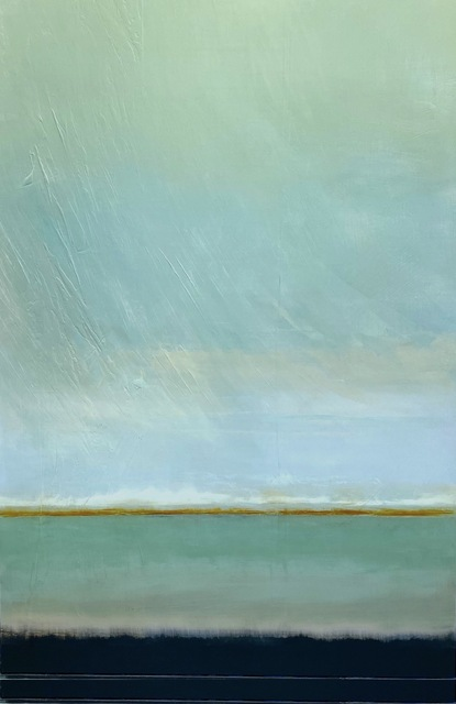 Katheryn Holt, 'Cumulus', ca. 2021, Painting, Mixed Media, Desta Gallery