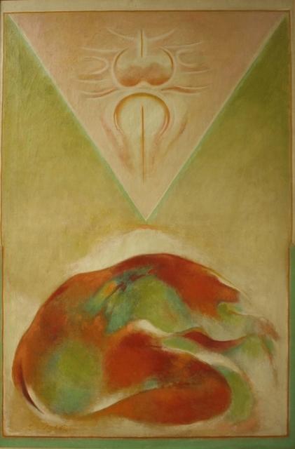 , 'Pyramid,' 1990, Aicon Gallery