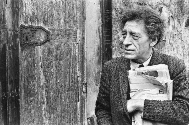 , 'Portrait of Alberto Giacometti,' 1961, Michael Hoppen Gallery