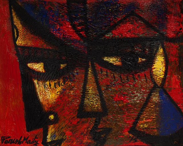 , 'Expression VIII,' 2015, Gallery Sumukha