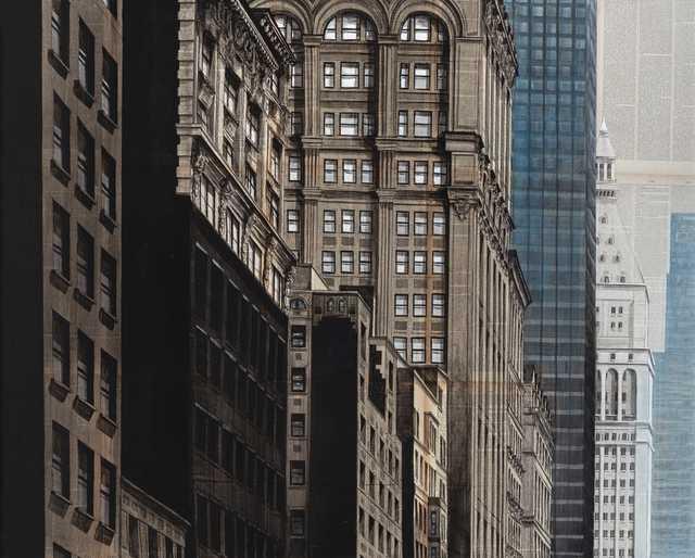 Guillaume Chansarel, 'Gothica (New York series)', 2018, Artistics