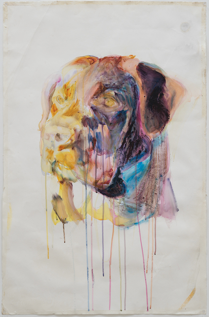, 'Chocolate Lab,' 2015, Rosamund Felsen Gallery