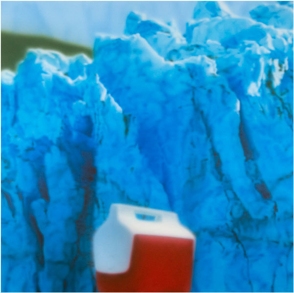 , 'Cooler with Glacier,' 2014, Ameringer | McEnery | Yohe