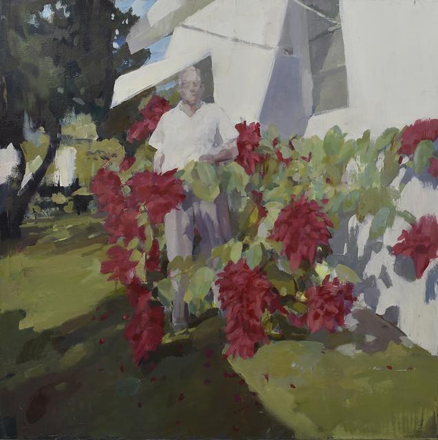 , 'June,' 2017, Linda Hodges Gallery