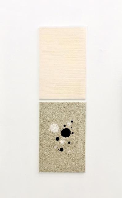 , 'Tibino and the Sand,' 2009, ABXY