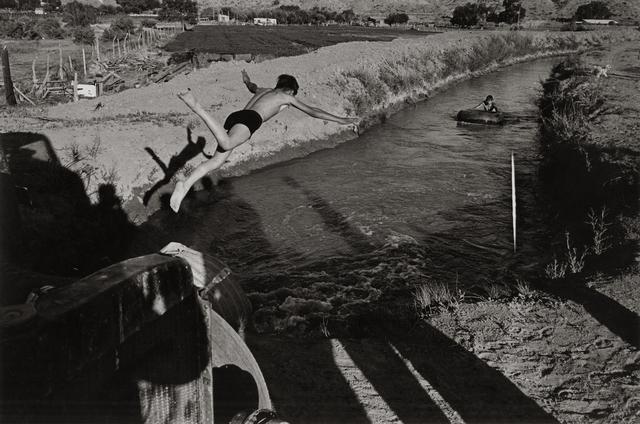 , 'Bernalillo Ditch,' 1971, Etherton Gallery