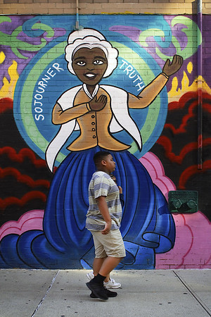 Victorio Milian, 'Sojourner Truth Moral', NA, Denise Bibro Fine Art