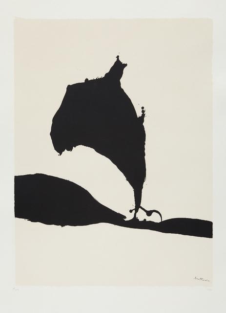 Robert Motherwell, 'Africa Suite: Africa 9', 1970, Phillips