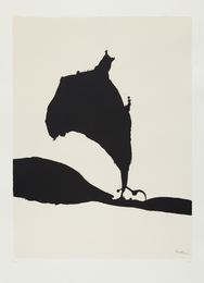 Robert Motherwell, 'Africa Suite: Africa 9,' 1970, Phillips: Evening and Day Editions (October 2016)