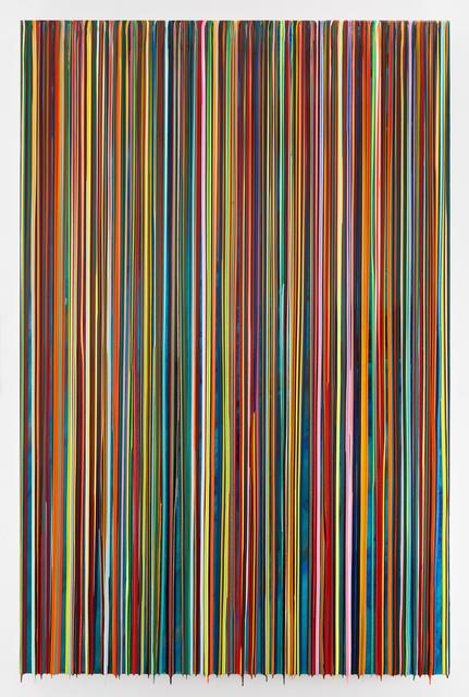 , 'DOORSOPENBOTHWAYS,' 2016, Miles McEnery Gallery