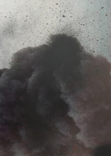 , 'Rauch II,' 2016, CONRADS