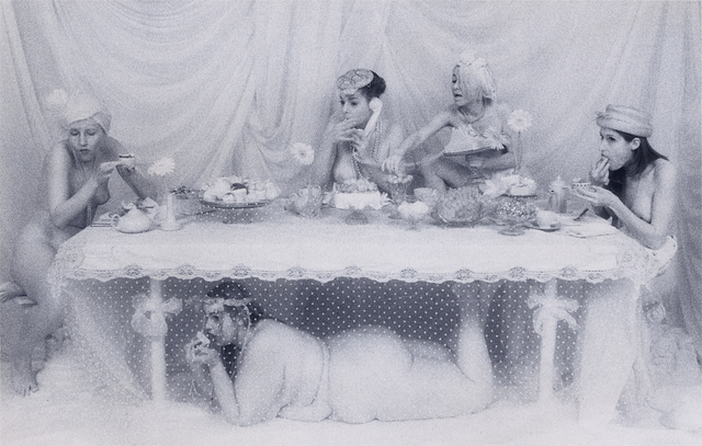 , 'Keep Your Fat Under The Table,' 2000, The Untitled Space