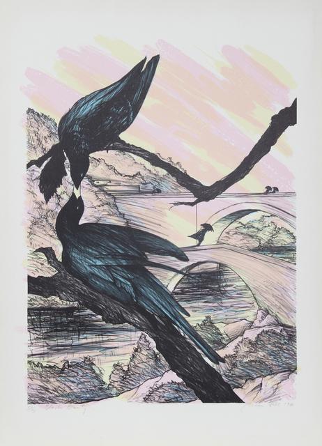 Susan Hall, 'Black Beauty', 1980, RoGallery