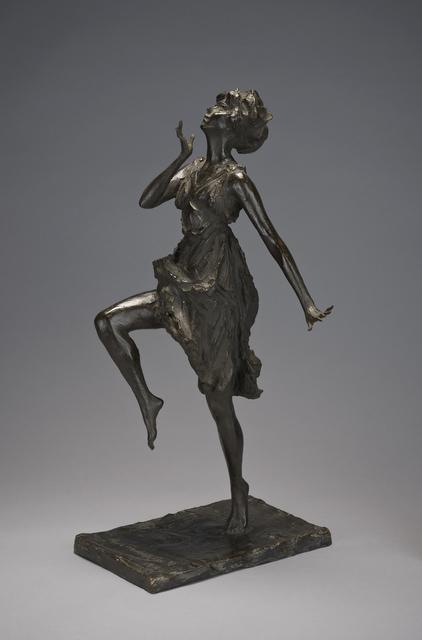 Prince Paolo Troubetzkoy, 'La Danseuse (Mademoiselle Svirsky)', 1911, de Young Museum