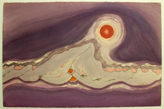 John De Puy, 'Great Sand Dunes - Colorado', 2009, Addison Rowe Gallery
