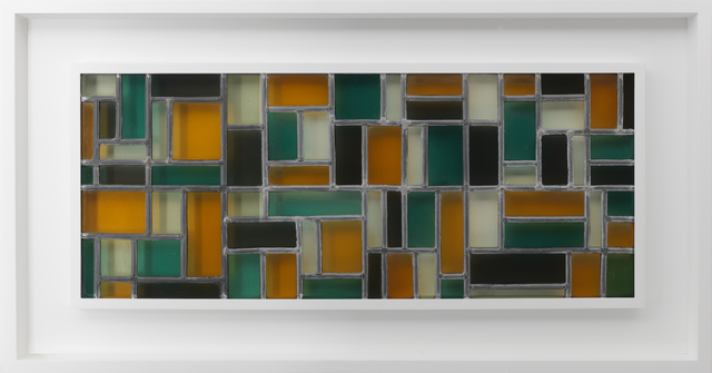 , 'Stained-Glass Composition VIII,' 1918-1919, Annely Juda Fine Art