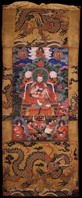 , 'Lama (Teacher), Gyurme Dorje,' 17th century, Rubin Museum of Art