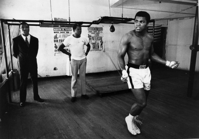 Chris Smith, 'Ali Skipping', 1971, Alon Zakaim Fine Art