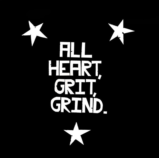 , 'All  Heart, Grit, Grind.,' 2017, David Lusk Gallery