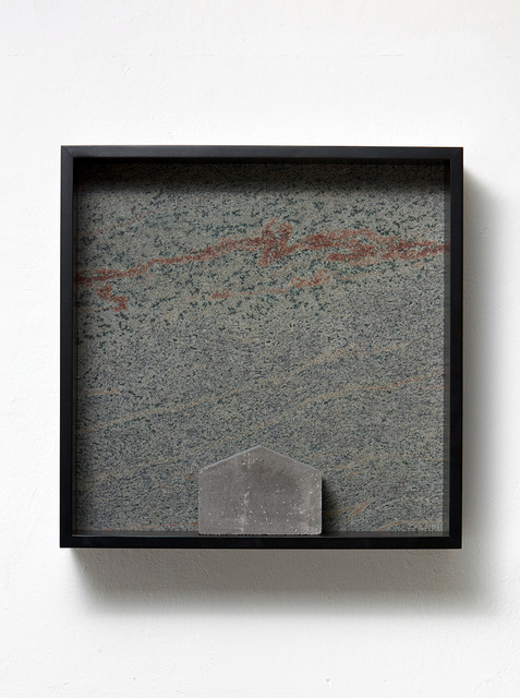 , 'Versteinerter Himmel XXIX, (Petrified Sky XXIX),' 1983, Wentrup