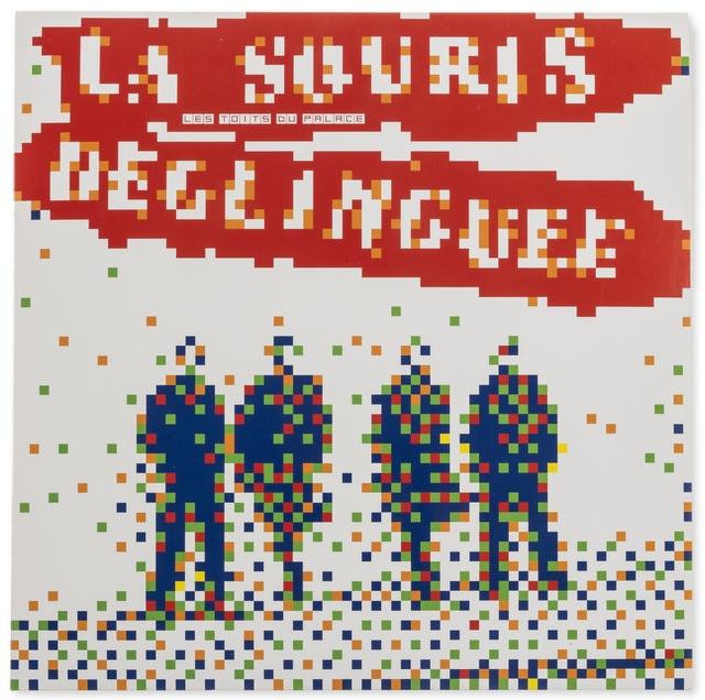 Invader, 'La souris déglinguée', 2008, Forum Auctions