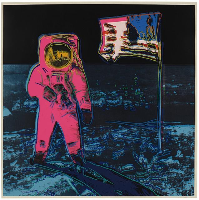 Andy Warhol, 'Moonwalk', 1987, Christie's