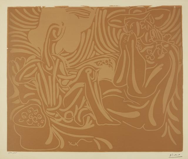 Pablo Picasso, 'Les Vendangeurs (B. 937; Ba. 1241)', 1959, Sotheby's