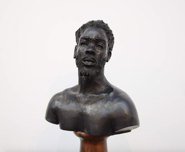 , 'Untitled (Lefa Bust),' 2017, SAFFCA