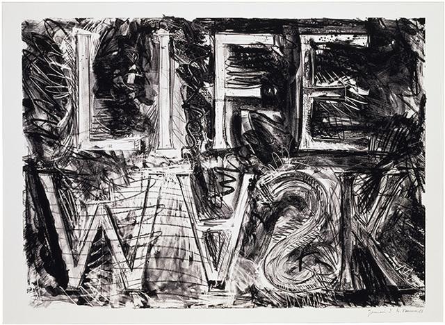 Bruce Nauman, 'Life Mask', 1981, Upsilon Gallery