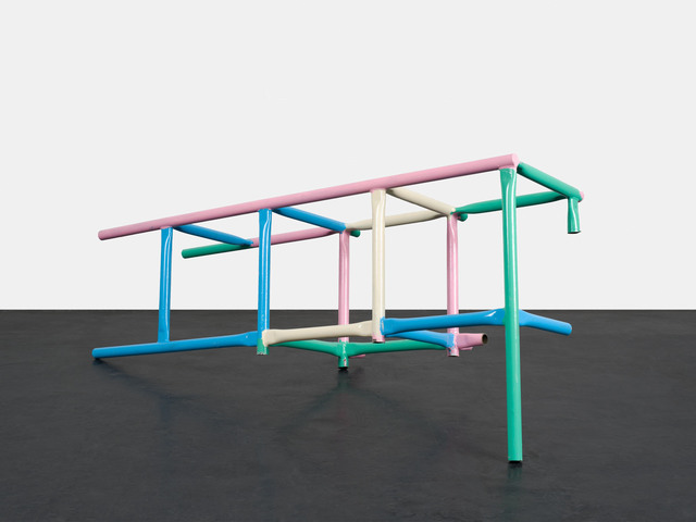 , 'Playground Fragment,' 2015, Peres Projects